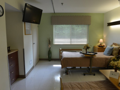 Semi Private Guest Room